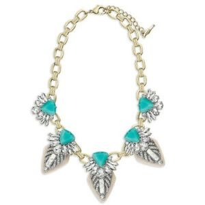Chloe + Isabel Palm Royale Statement Necklace